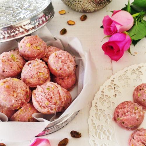 Raw Coconut Turkish Delights